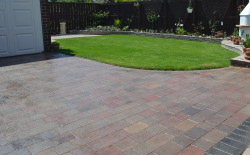 h and r paving and landscapes in sunderland durham